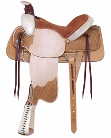 American Saddlery Rodeo All Around Roping Saddle