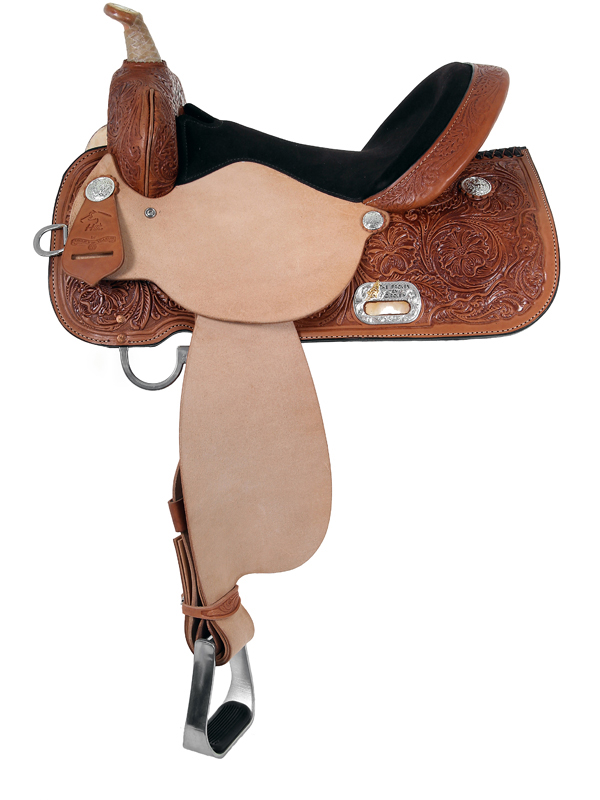 13inch to 17inch Circle Y High Horse Liberty Barrel Saddle 6212