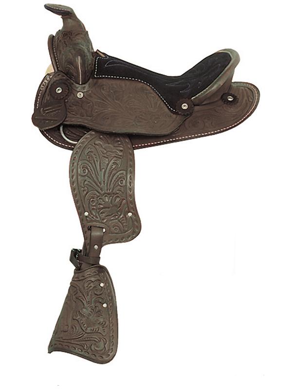 12inch American Saddlery Happy Trails Pony Saddle 161 162