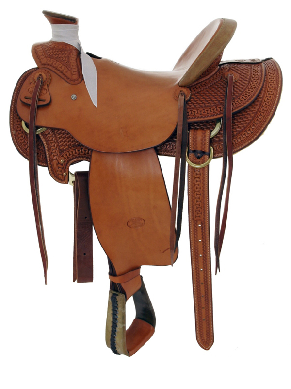 14.5inch to 16inch Billy Cook Hard Seat Wade Saddle 2189