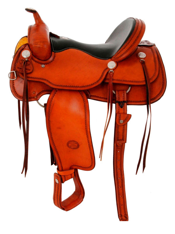 15.5inch to 17inch Billy Cook Trail Saddle 1784