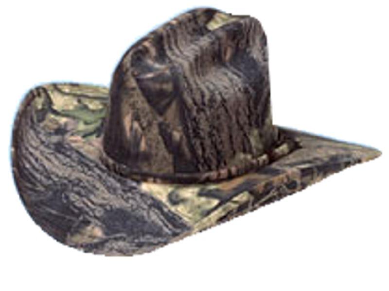 Camouflage   Headband   Cowboy   Hat