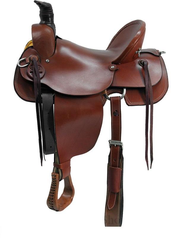 16inch 17inch Dakota Mule Saddle 800