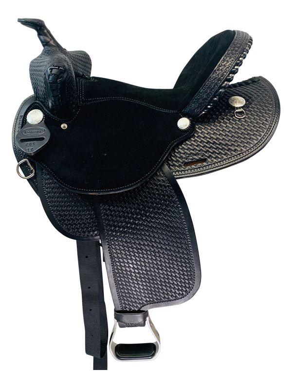 Dakota Barrel Racer 400 Saddle