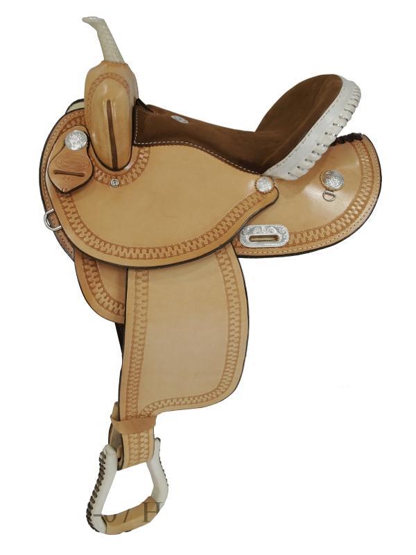 14inch to 16inch Premium Dakota Barrel Saddle 342