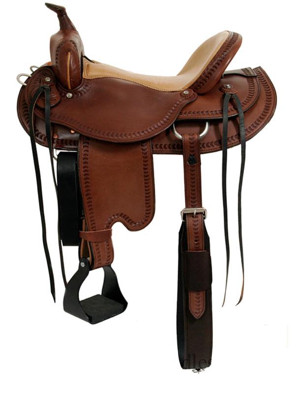 Dakota   Saddle   Horse