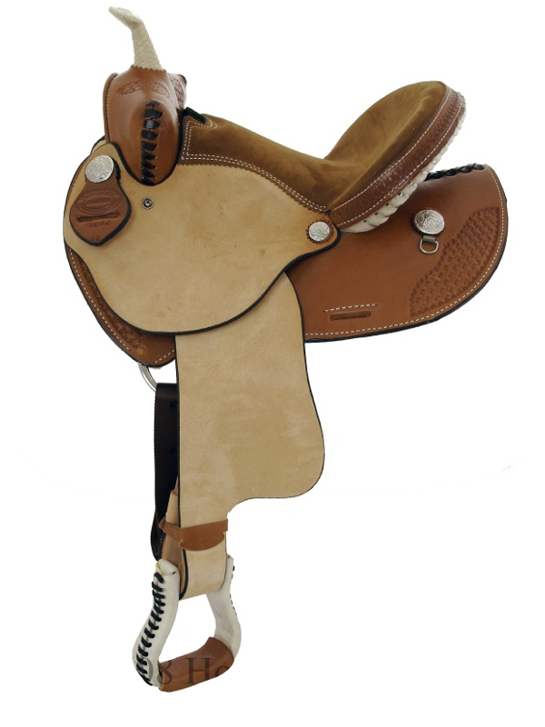 13inch Dakota Childs Trail Saddle 910s