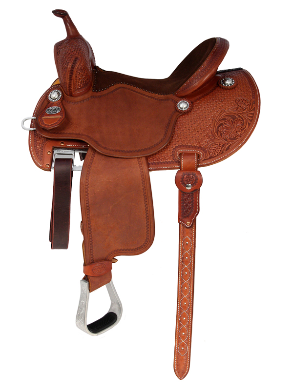 12.5inch to 15.5inch Martin Saddlery FX3 Barrel Racing Saddle mr67PFS