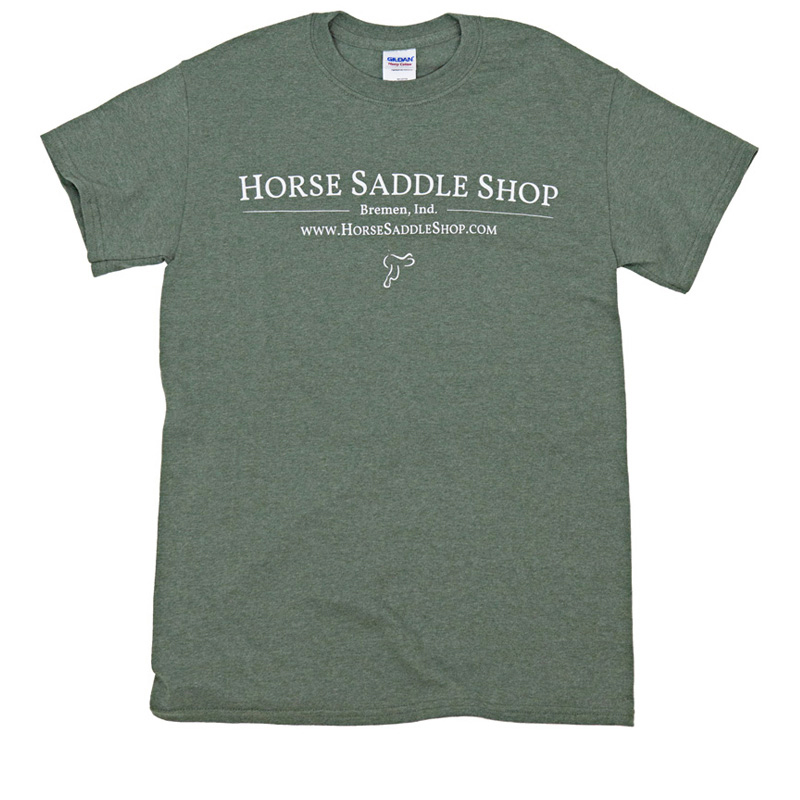 T-Shirt | Saddle | Horse | Men