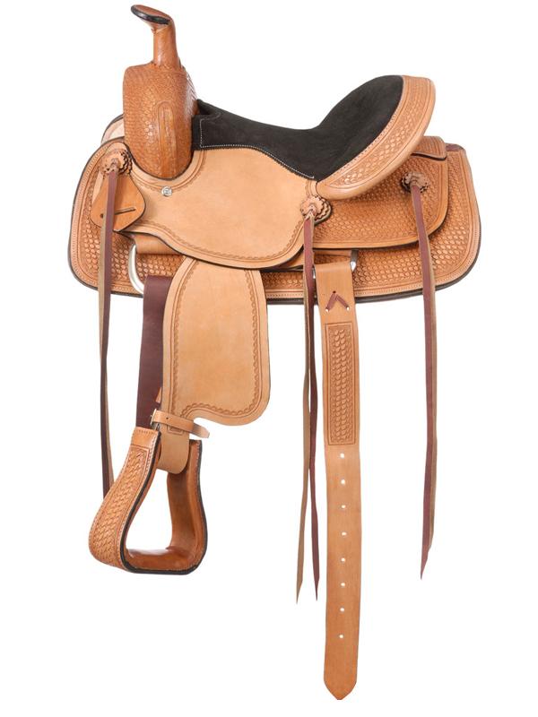 12inch 13inch Royal King Dalton Youth Roper Saddle 125