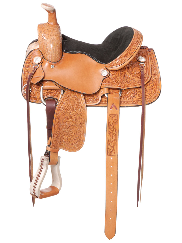 12inch 13inch Royal King Lone Star Youth Roper Saddle 122