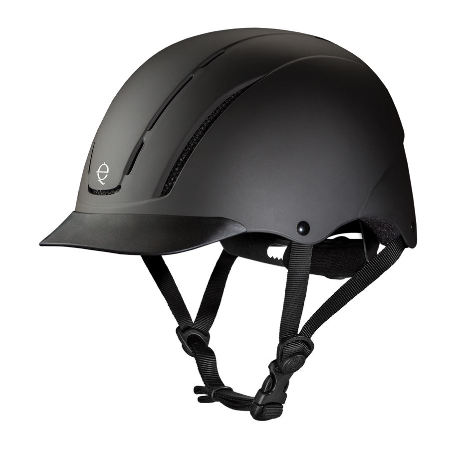 Troxel Spirit Smoke All-purpose Riding Helmet 04-544