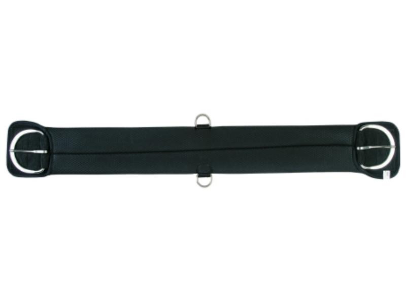 Black 42 510 Tucker Neoprene English Girth