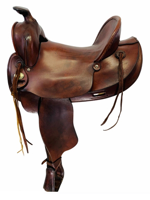 Used Ranch Saddles For Sale