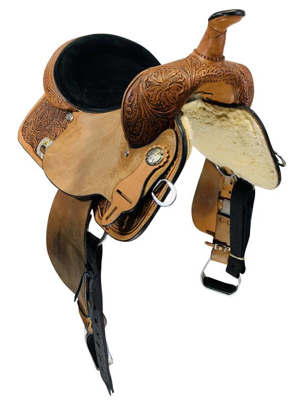 Saddle   Horse   High   Use