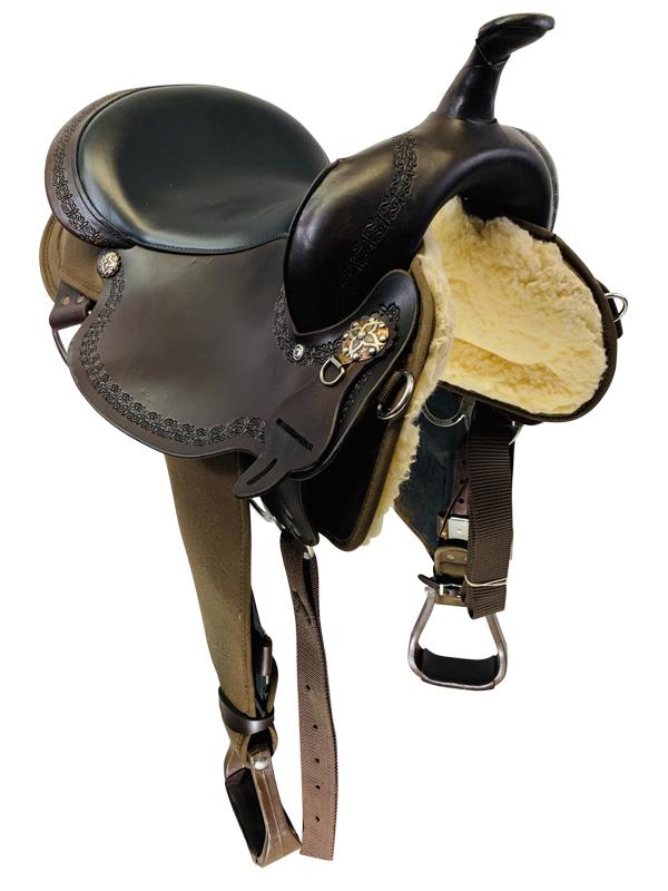 Saddle   Horse   Model   Floor   High   Use