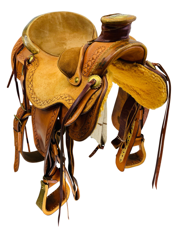 Wade Saddles For Sale | The Characteristics of a Wade